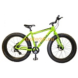 "Велосипед ""KSM"" FORESTER  26"" 8ск рама ALL FAT-BIKE"