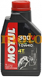Масло 4T Motul 300 V мото FL SAE 15w50 Road Racing 4л