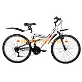Велосипед FORWARD ALTAIR MTB FS 26'' 18ск